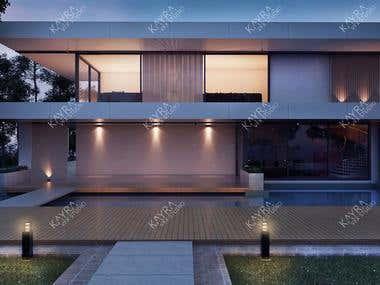 Lavasan Villa