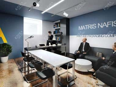 Nafis and Matris factory