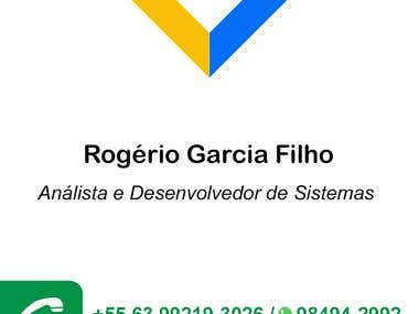 business card from rogarfil.com.br