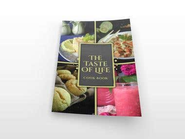 The taste of life Book cover