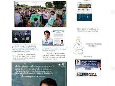 Site Jose Geraldo
