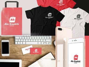 Alo Koolchi brand Identity