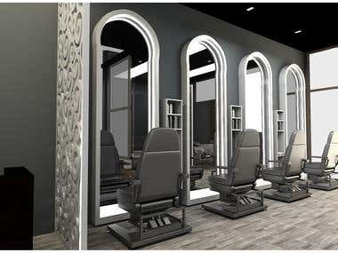 SALON RENDERS