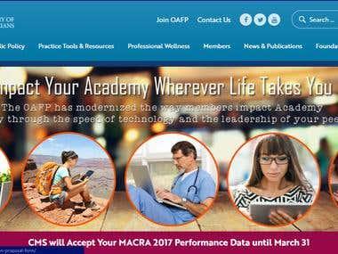 Education website!!