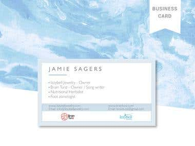 JS Business Card