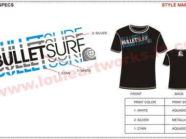 Bulletsurf Clothing Australia