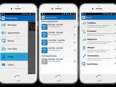 Social App : HEALTH MANAGE