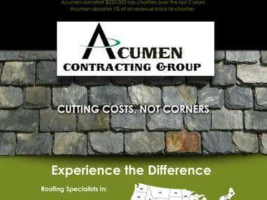 Acumen Poster