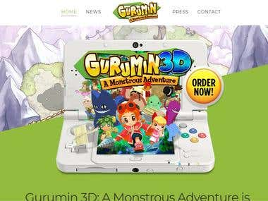 Gurumin game website