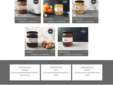 Honey Prestige website (http://thenektar.com/)