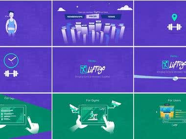 Liftigo App Explainer Video