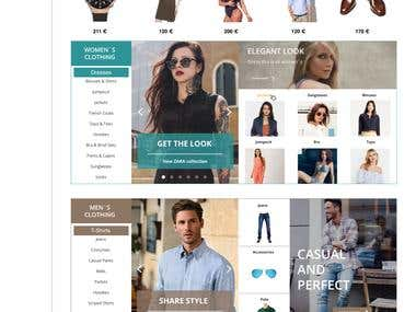 Lazy Vitamin - Online Marketplace