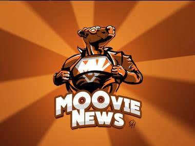 MOOvie News Logo