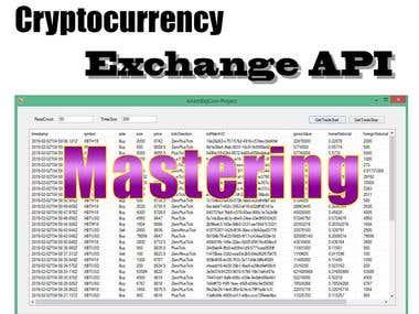 Mastering CryptoExchangeAPI!