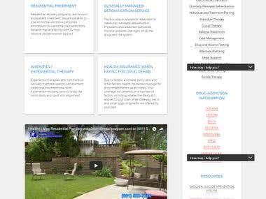 Healthy Living Residential Program