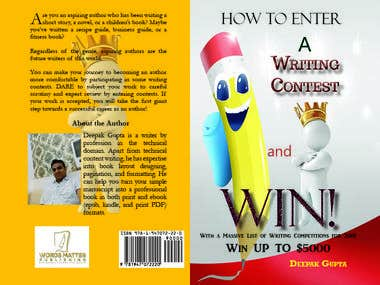 How to Enter a Writing Contest and Win!