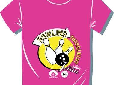 Tshirt-Bowling
