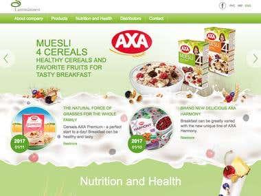 Lantmannen AXA Company. Corporate site.