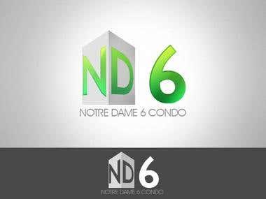 Notre Dame 6 Logo
