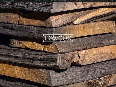 EDWOOD. Corporate Site.