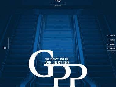 GPP - Legal association. Corporate Site.