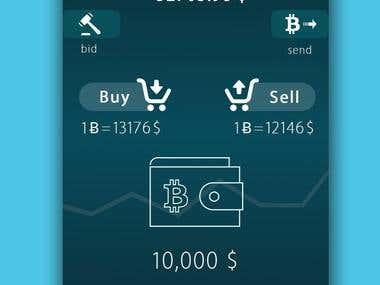 CryptoTrading App