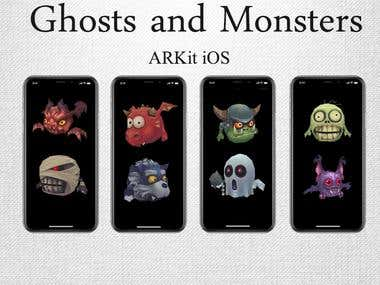 Ghosts and Monsters