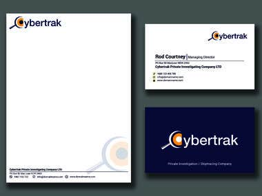 Logo,Business card & Letterhead