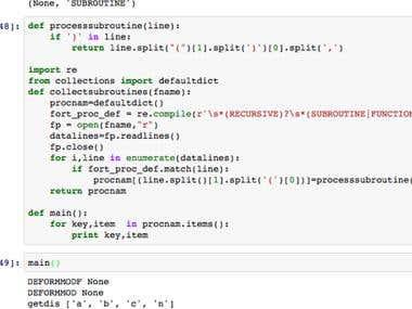 Python Prograaming