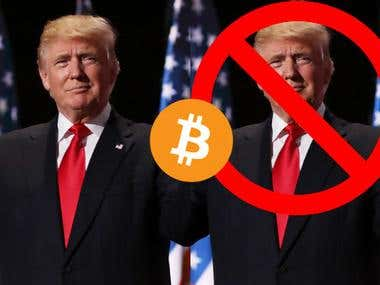 Love or Hate Donald Trump - Crypto Voting