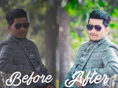 Photo Editing And Retouching