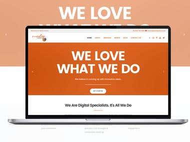 mediajunkie Website