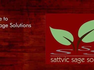 Sattvicsagesolutions: Sattvic Sage Solutions SaaS
