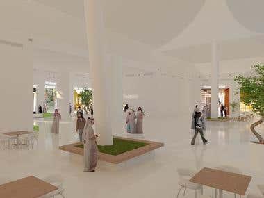 Mall - Dubai (United Arab Emirates)