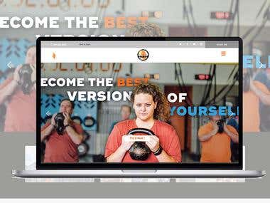 Getfit informative mobile friendly wordpress website