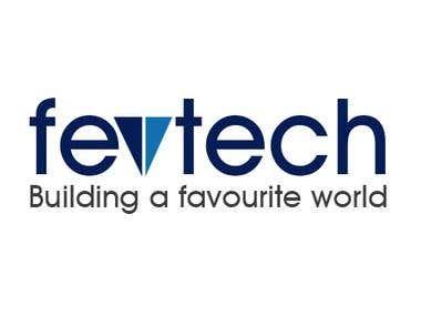 FevTech Logo Design