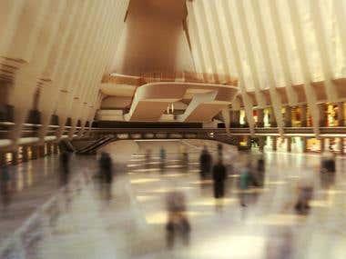 3D Architecture Previz