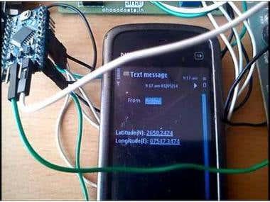 GPS and GSM