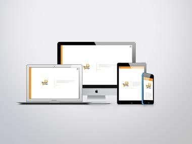A Website for Interior Designer