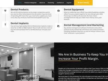 Health Care Supply Line eCommerce & WordPress Plugin