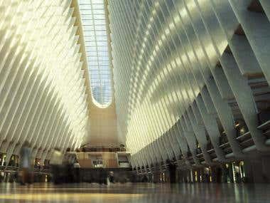 3D Architectural Previz