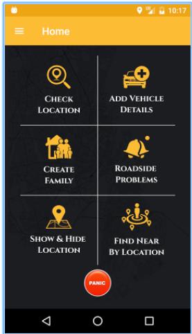 Ashoka Road Safety App