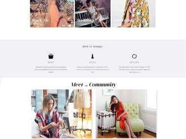 Transform Style Website