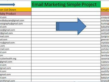 Business target leads and Email marketing