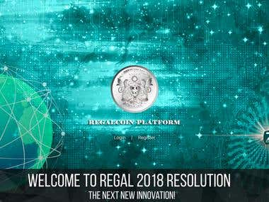 Regal Coin - Crypto Currency
