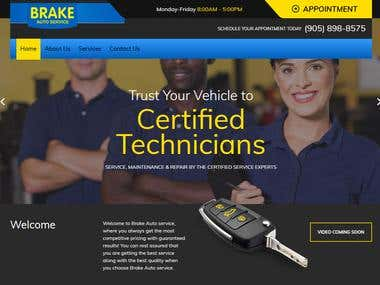 Brake Auto Service : http://brakeauto.ca/