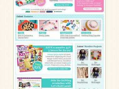 newsletter design 03