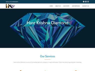 Harekrishna Diamond