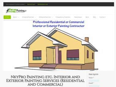 NKY pro painting