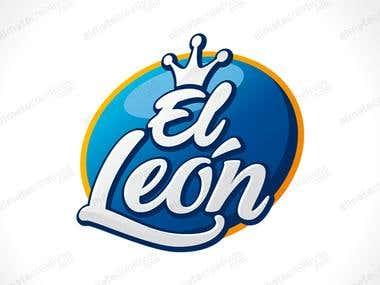 diseño de logo el rey